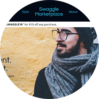 Swaggle Marketplace